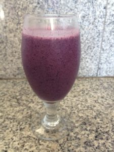 Berry Balancing Smoothie: Healing Hormone Imbalance
